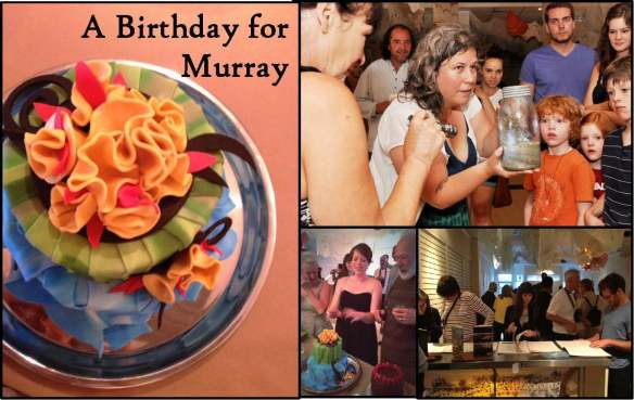 Birthday For Murray Collage