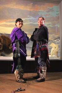 Inuit Throat Singing