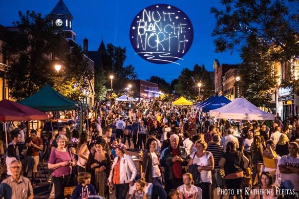 Nuit Blanche North A Bold Interactive Multi Arts Street Festival
