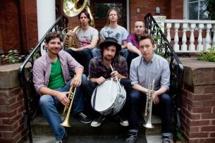 heavy weights brass band