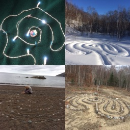 Elise Muller-labyrinths