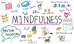 61076975 - mindfulness optimism relax harmony concept